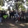 Sentido acto por el 75º Aniversario del bombardeo de Gernika