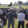 Protesta por el posible aumento del Impuesto Inmobiliario Rural
