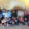 Campamento deportivo de las selecciones infantiles de fútbol