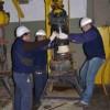 Técnicos de Aguas Bonaerenses repararon 2 plantas depuradoras