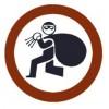 3 sinónimos de delincuencia: Hurto, Robo, Tentativa de robo