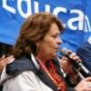"""Mirta Petrocini: """"Lamentamos profundamente que la sordera del gobierno lleve a estos niveles de conflictividad"""""""