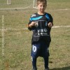 Mateo Barrientos la rompió jugando para Racing Club de Avellaneda