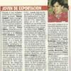"Fontana, ""Joven de Exportación"" (Por Raúl Gattelet)"