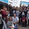 Conflicto docente: Roberto Baradel pasó por la ciudad en la caravana