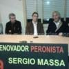 Jorge Eterovich se lanzó oficialmente con el massismo