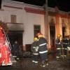 Olavarría: Incendiaron el comité de la UCR