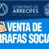 Info Municipal: Garrafas Sociales – Trabajos en calles