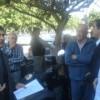 Vecinos preocupados por la inseguridad estuvieron en la Fiscalía local