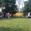 Detectan un desarmadero en un campo por La Blanqueada