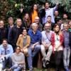 Julián Domínguez junto a un grupo de artistas abordó políticas culturales para la provincia de Buenos Aires
