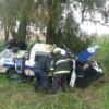 Informe oficial del accidente del patrullero