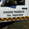 Informe División Tránsito