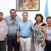 Pergamino: Martínez recibió representantes de pueblos originarios