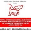 """Muestra de Arte organizada por la Protectora de Animales de Arrecifes """"Cristal"""""""