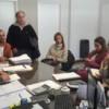 Olaeta y funcionarios se reunieron con directores del Programa Argentina Trabaja