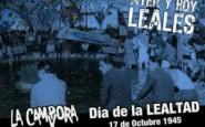 Comunicado de La Cámpora: 17 de Octubre siglo XXI