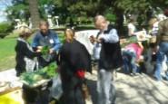 Buena respuesta de gente en la Feria Agroecológica