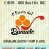 """Se viene la 4ª edición de la """"Fiesta del Buñuelo"""""""