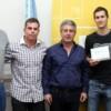 Pergamino: Reconocimiento a Alfonso Domenech por su desempeño deportivo