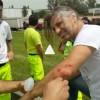 Marcos Di Palma se accidentó en Panamericana