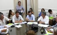Pergamino: Reunión de Intendentes de la región