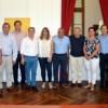 Olaeta en reunión del Comité de Cuenca