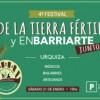 """Lanzamiento del """"4º Festival de la tierra fértil y Enbarriarte en Urquiza"""""""