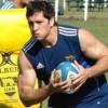 Clínica de Rugby a cargo de Genaro Fessia, este sábado
