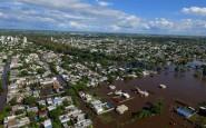 Pergamino exime de tasas a los afectados por la inundación