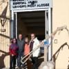 El municipio entregó mobiliario y juegos a la Escuela 501