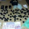 Allanamientos y detenidos por venta de drogas
