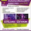 Ya comenzó a desarrollarse la Fiesta Provincial del Automovilismo