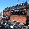 Le robaron dos motos a Marcos Di Palma