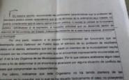 Para el tribunal de cuentas no hay incompatibilidad en la función de Bonacifa
