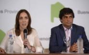 Vidal anunció la eliminación de impuestos provinciales para apaciguar el tarifazo
