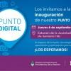 """Arrecifes ya tiene su """"Punto Digital"""""""