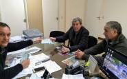 Olaeta entregó subsidio a Bomberos por 117.000 pesos