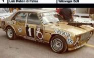 El recuerdo de un auto que hizo historia junto a Luis Rubén Di Palma