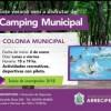 Abren la inscripción para la colonia de vacaciones municipal