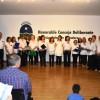 """El Coro """"Angel Concilio"""" de la Biblioteca Mitre se presentó en Baradero"""