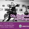 Milonga en el Día Internacional del Tango