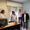 Nuevo centro de vacunación en Barrio La Cumbre