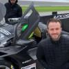 Agustín entre los 10 mejores de Daytona