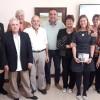 Visita internacional al Centro Oftalmológico Municipal