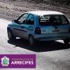 Las cámaras de seguridad detectan un automóvil fugado de un accidente