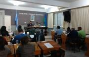 Hoy en vivo, sesión del Concejo Deliberante