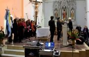 Opus Cuatro se presentó en la Iglesia San José