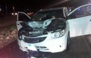 Una persona perdió la vida en trágico accidente en Ruta 8