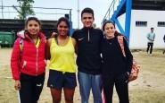 Cuatro pasajes a MDP en Atletismo en los Bonaerenses